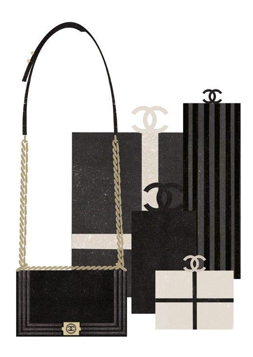 4ea5e0b4f779 Chanel Boy Bag A W11
