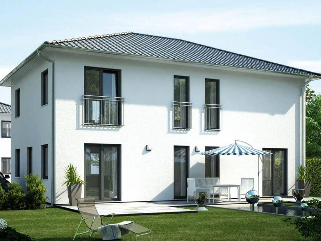 Haus Sunshine 110 • Niedrigenergiehaus von WeberHaus • Modernes ...
