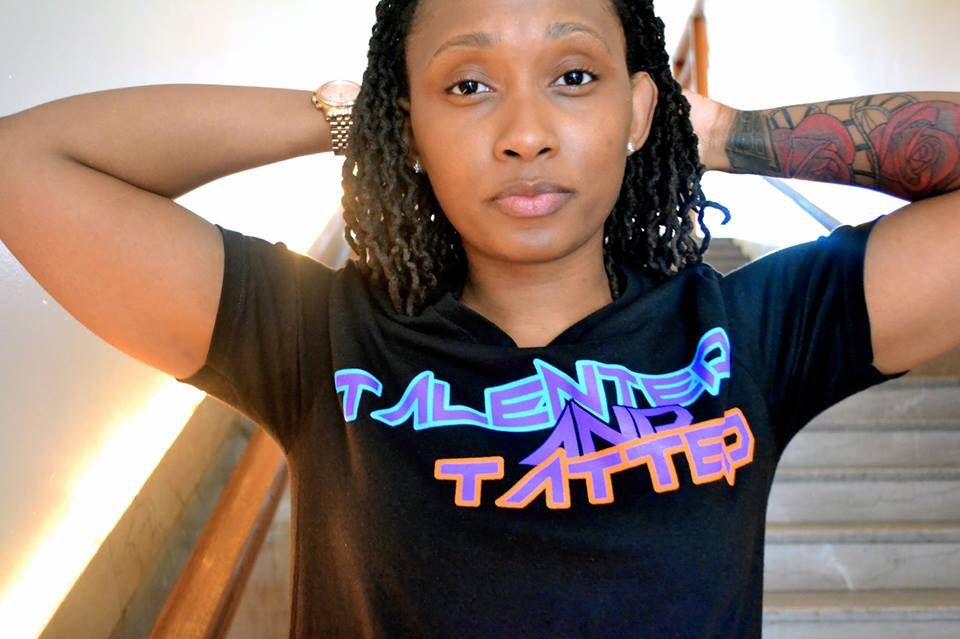 TALENTEDANDTATTED.COM #talented #tatted #inklife #djlife FOR SALE SOON