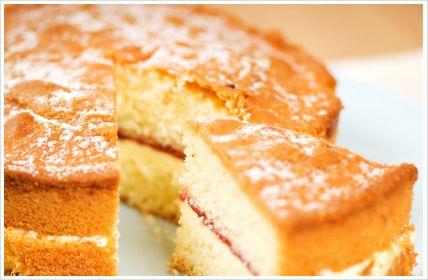 Good and easy vanilla cake recipe