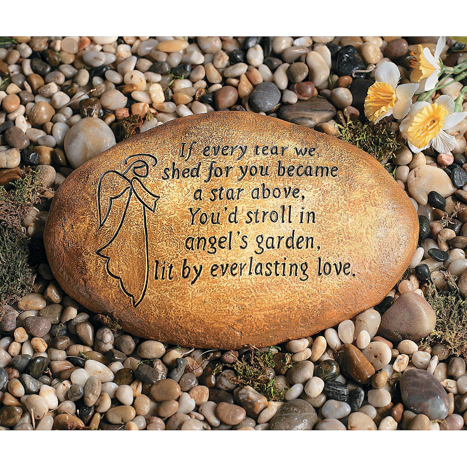 Angel Memorial Stone - OrientalTrading.com | Products I Love ...