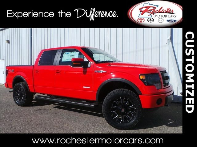 2014 Ford F 150 Fx4 Rochester Mns Ford F150 Ford Motor Car