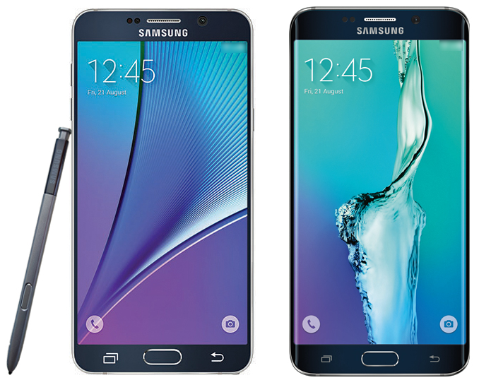 Galaxy Note 5 And S6 Edge Official Press Render Leaks Galaxy Note Galaxy Note 5 Samsung Galaxy