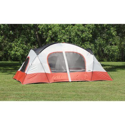 Texsport Bull Canyon Two-Room Cabin Dome Tent - 15 x 9 ft. -  sc 1 st  Pinterest & Texsport Bull Canyon Two-Room Cabin Dome Tent - 15 x 9 ft. - 66401 ...