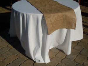 Charmant Table Runner Length Wedding