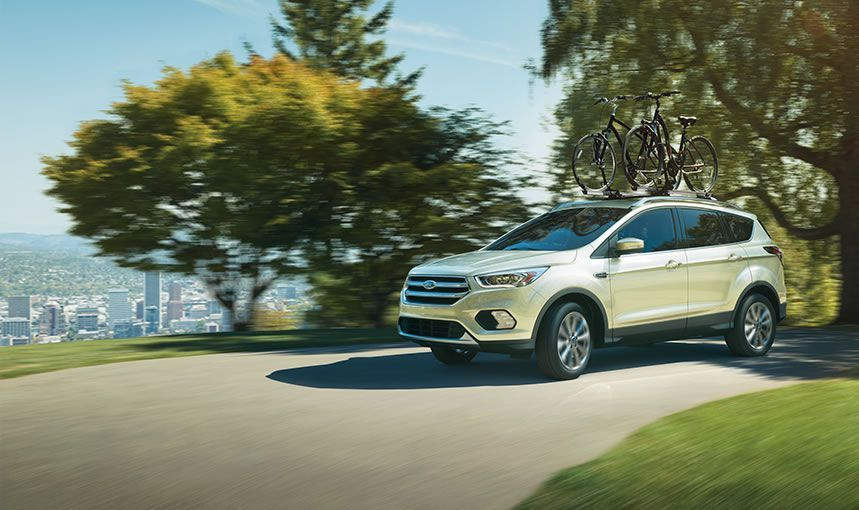 2017 Ford Escape Facelift Reveals New Tech Engines And Dark