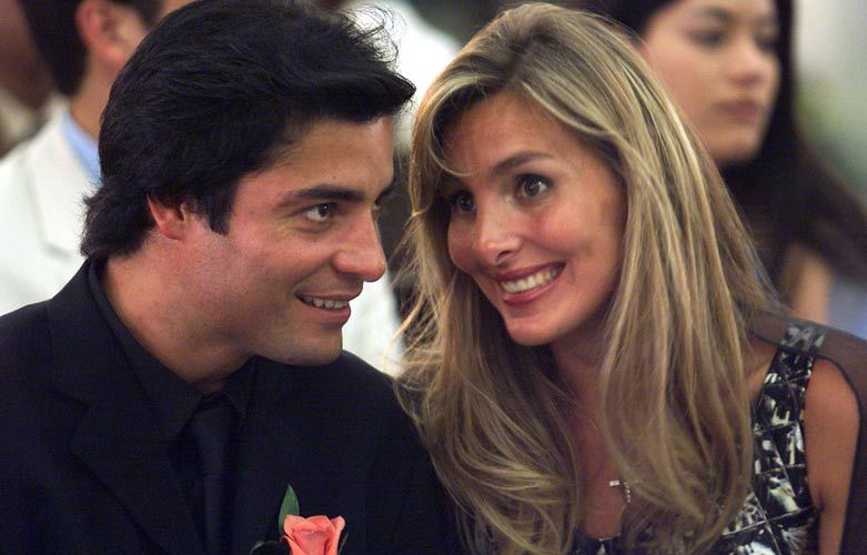 Chayanne And His Wife Marilisa Maronesse Marriage Celebrities