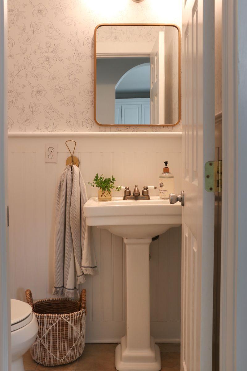 Pin On Farmhouse Bathroom Decor Ideas