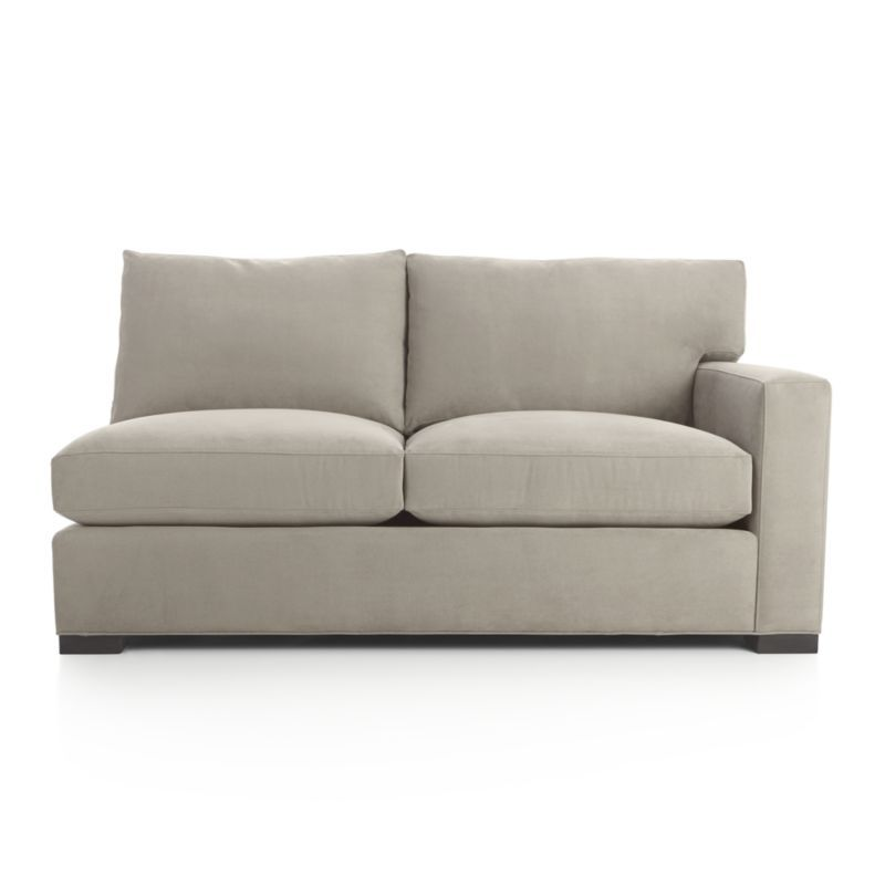 Axis Ii Right Arm Apartment Sofa Products Full Sleeper Sofa