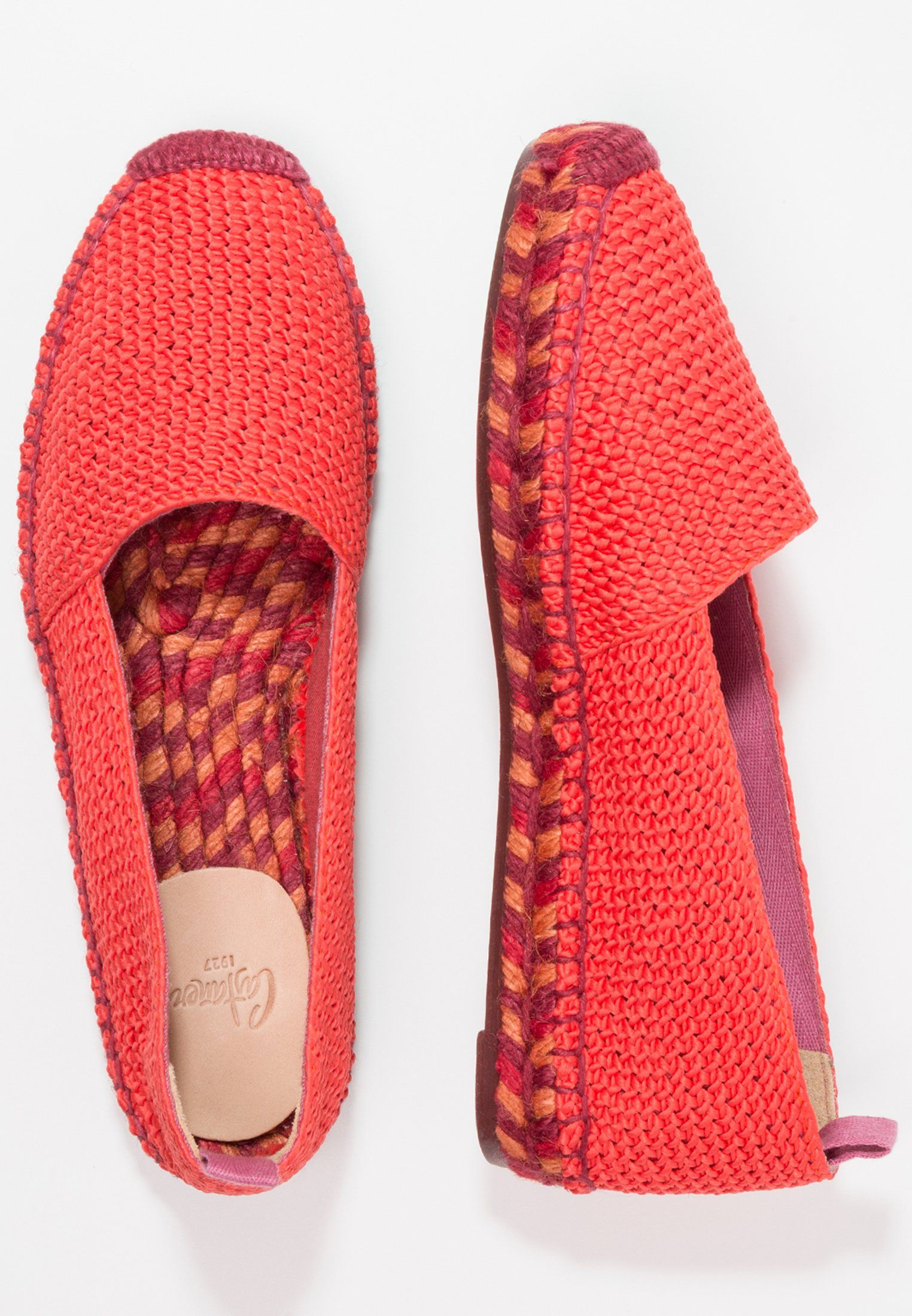 Kamping Zapatos Alpargatas CoralZalando esFlats b76Yfgy