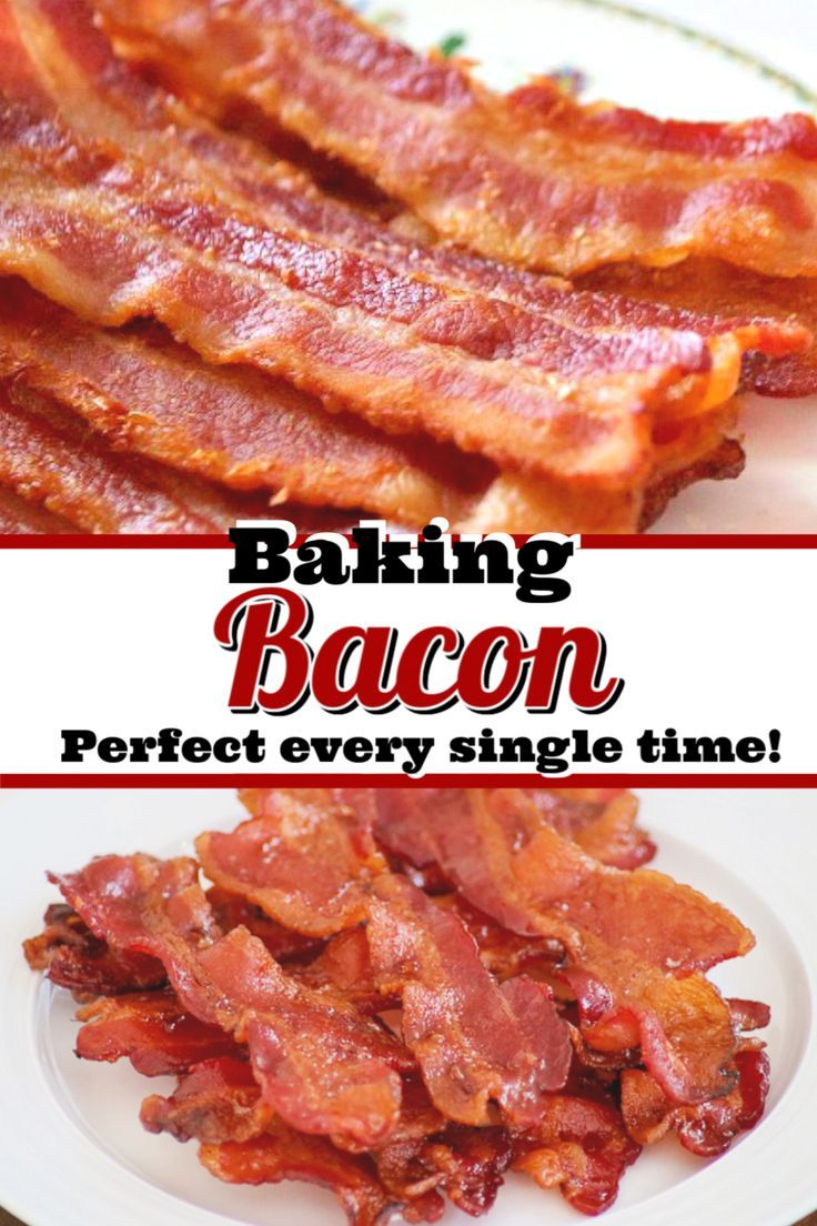 Baking Bacon – How To Bake Bacon in the Oven