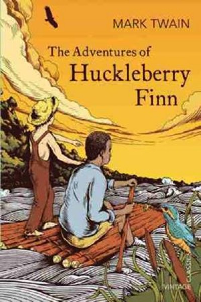 The Adventures of Huckleberry Finn by Mark Twain #marktwain