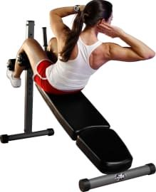 best highend sit up bench  ab workout machines workout