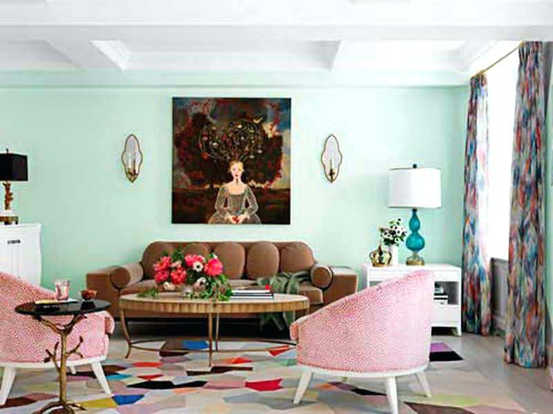 Mint Green Paint Color Element Of The Mint Green Paint Color With Living Room Warm Element Of Paint Colors For Living Room Living Room Paint Living Room Green