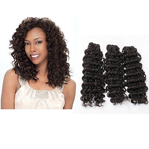 Moresoo 16inch Brazilian Hair Deep Wave Style Human Hair Weaving 100g Moresoo http://www.amazon.co.uk/dp/B00UV40DC0/ref=cm_sw_r_pi_dp_jEgovb0WG5W6P Buy it now