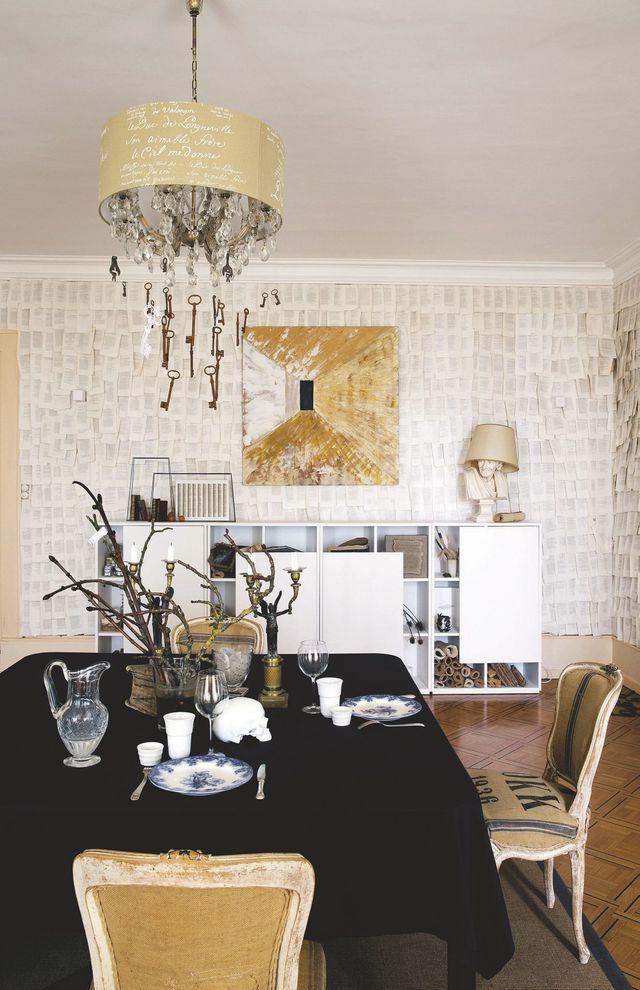 R novation d 39 un ch teau en lausanne par jorge canete maison de r ve par c t maison maison - Livre renovation maison ...