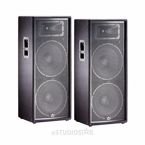 JBL JRX225 12' Passive Two-Way Speaker Pair Package :: Jbl Passive Speakers