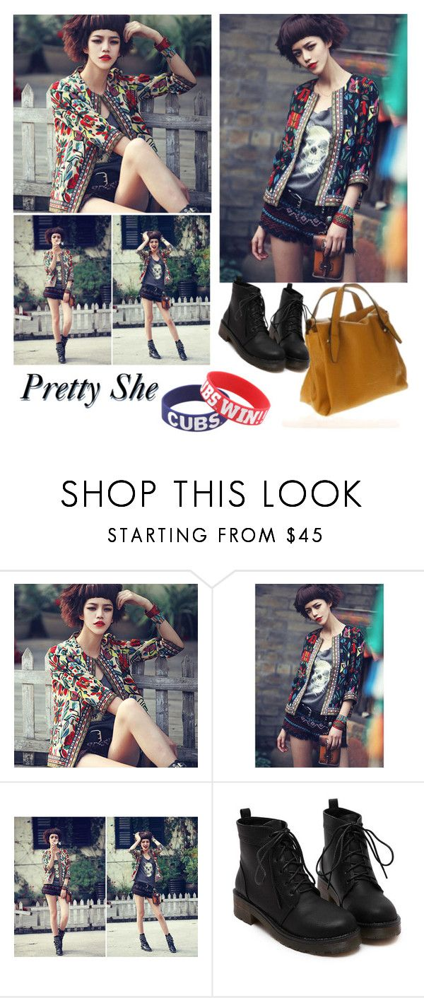 """""""Pretty She giveaway"""" by irinavsl ❤ liked on Polyvore featuring Forever Collectibles"""