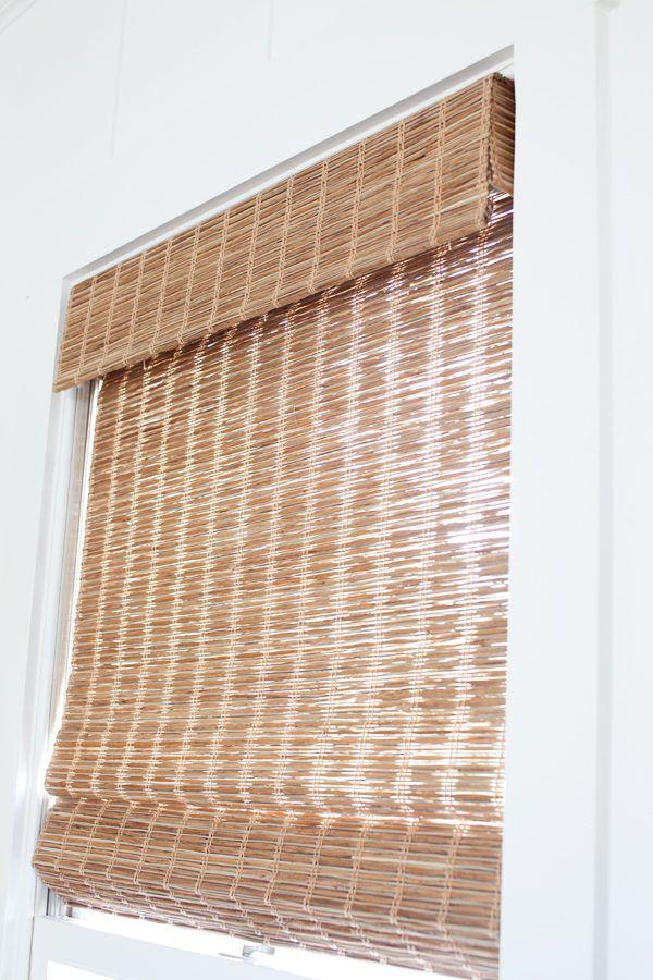 Select Blinds Good Housekeeping Jute Wheat Window