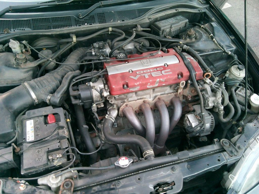 Honda Accord Type R 2 2 Dohc Vtec Petrol Bare Engine H22a 7 1998