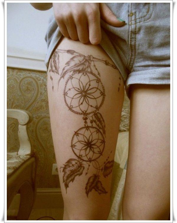 divertidos y originales tatuajes de atrapasueos tatuaje de atrapasueos atrapasueos y tatuajes