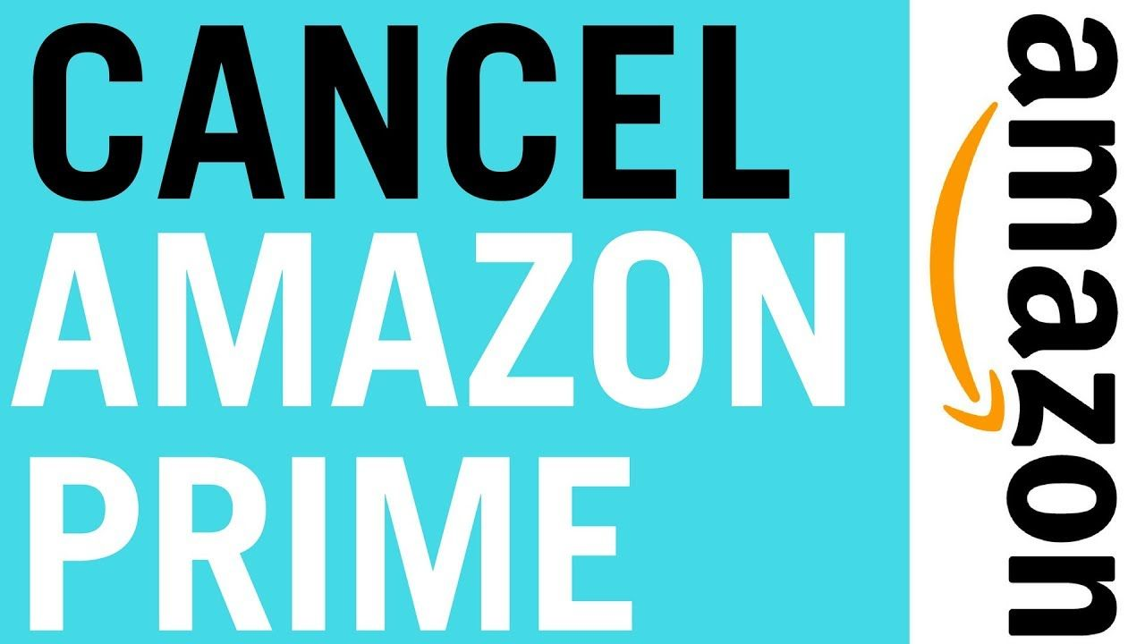 How To Cancel Amazon Prime Membership Amazon Prime Membership