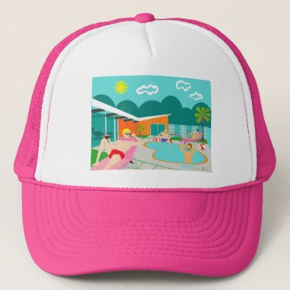 Gay style hat