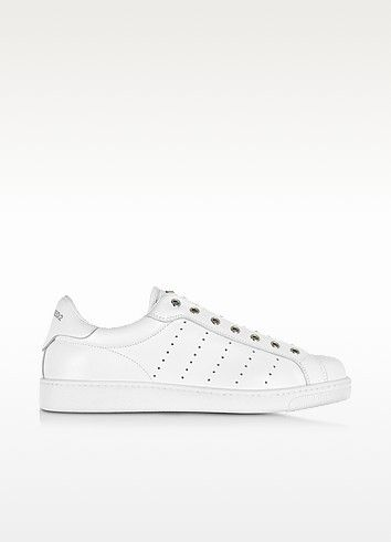 Leather SANTA MONICA Sneakers Spring/summer Dsquared2 gFMjf