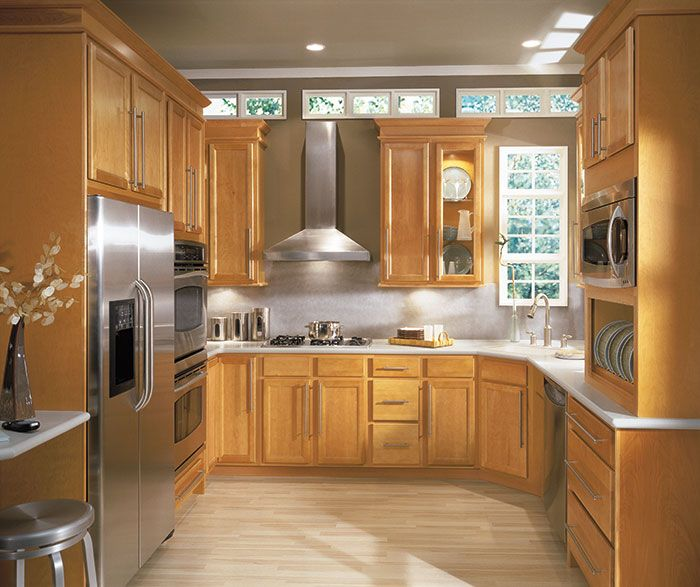 Fabulous In Their Simplicity These Light Kitchen Cabinets Create A Stunning And Contemporary Look