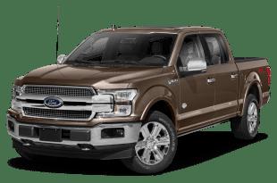 2019 Ford F 150 4x2 Regular Cab Styleside 8 Box 141 Wb Toyota Suv