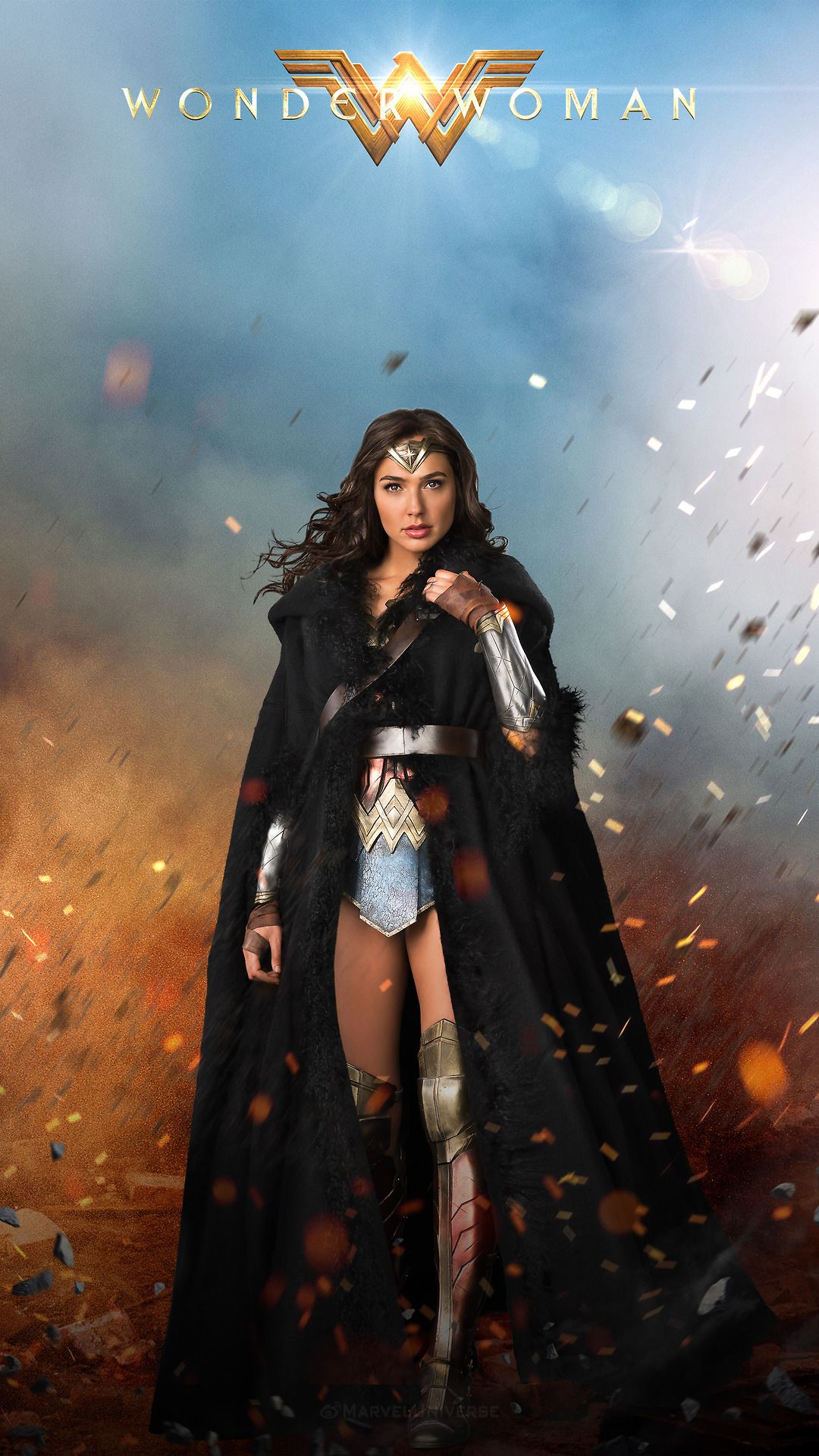 Wonder Woman wallpapers Source MUCN Movies Pinterest Wonder