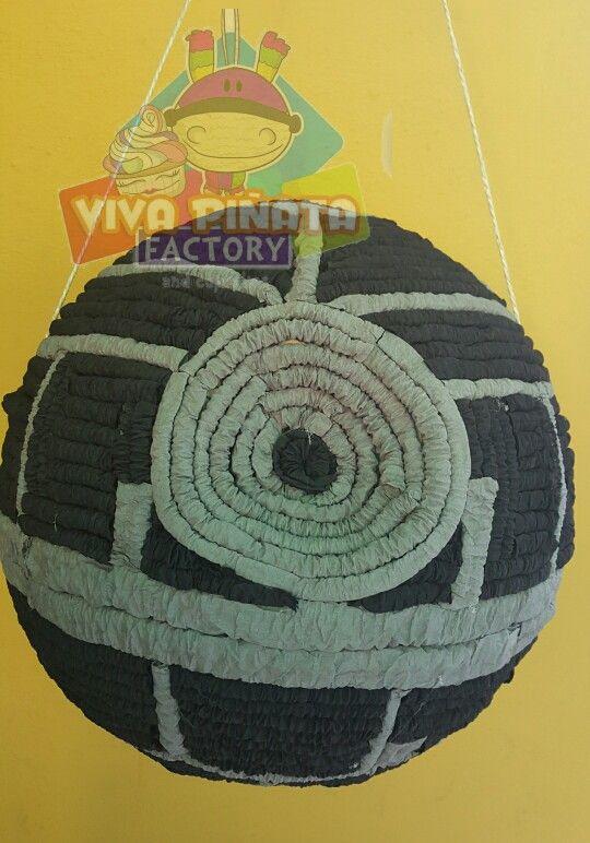 """Piñata Estrella de la  Muerte... a si es competencia, """"Viva Piñata Factory es su Padre"""""""
