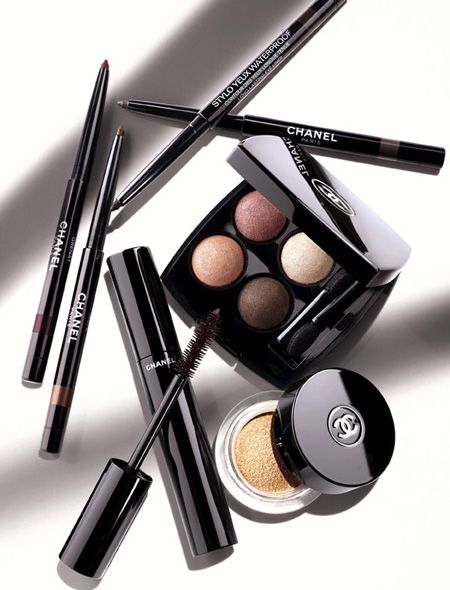 Chanel Spring 2013 Makeup Collection - the waterproof eyeliner is fantastic! Worth every penny!