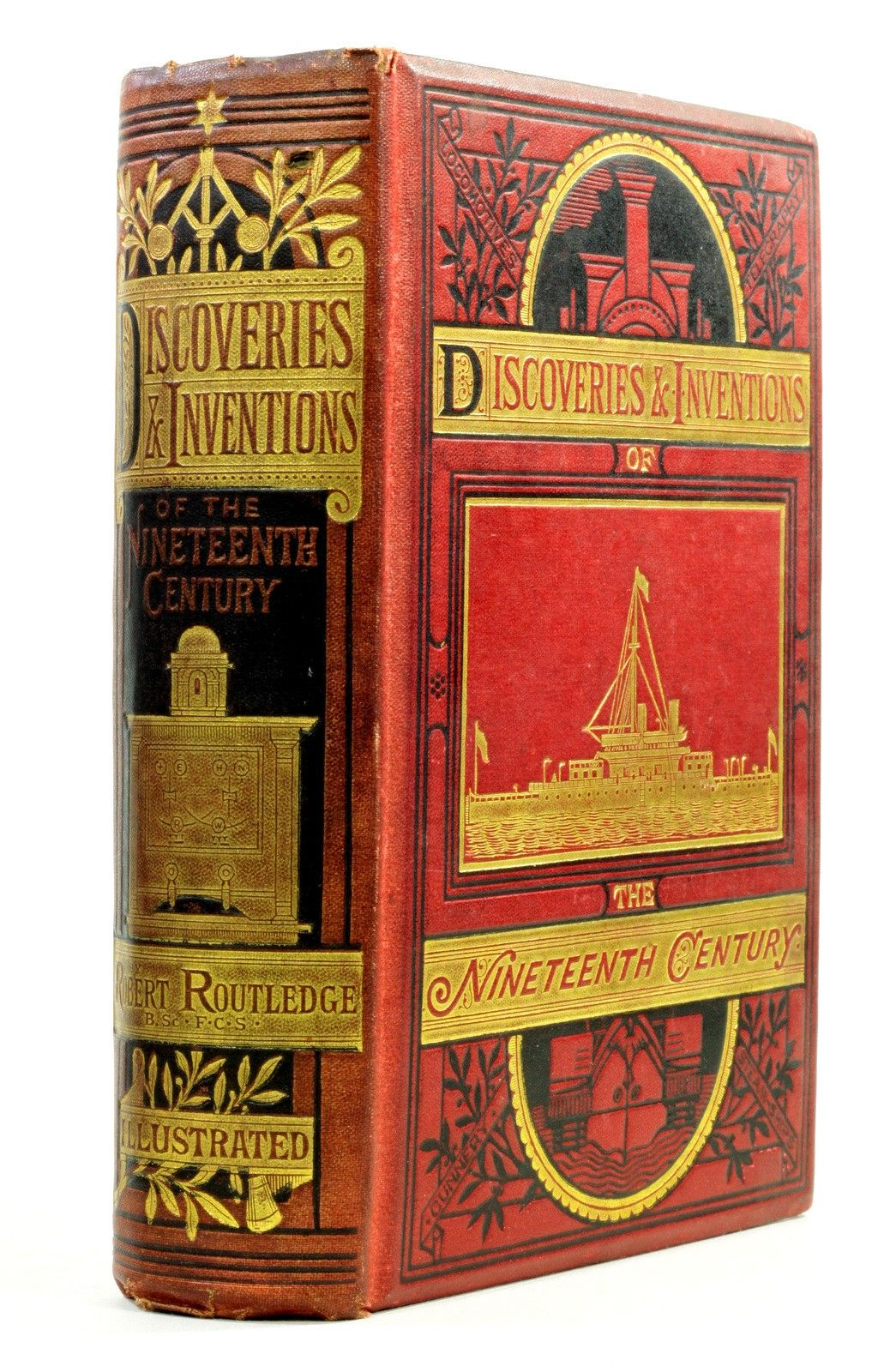Discoveries and inventions of the century by