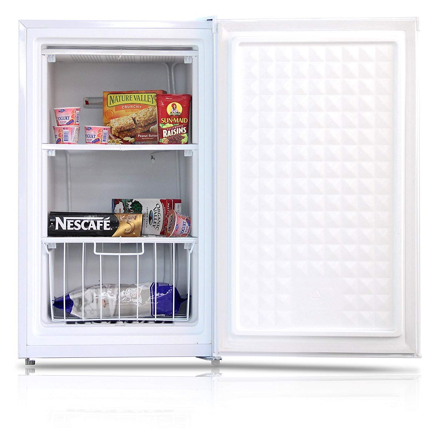 Top 5 Upright Freezers For Small Places Upright Freezer Chest Freezer Adjustable Legs