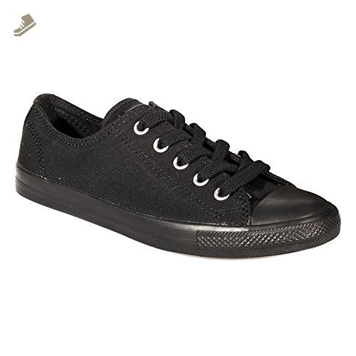 Converse Womens Ct Black Dainty Trainers Uk 3 Converse Chucks