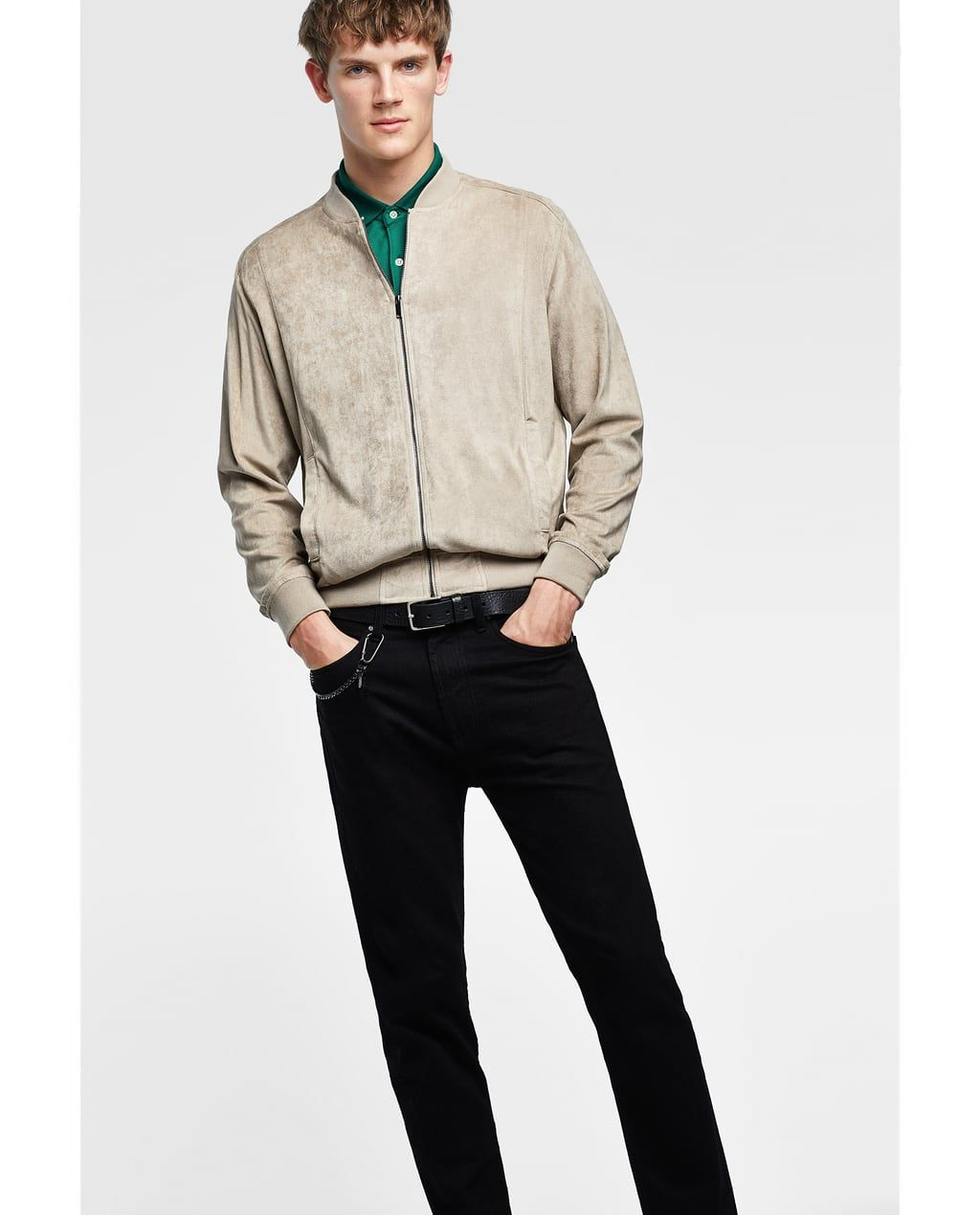 2ac9c99818 Men's Jackets | New Collection Online | ZARA United States | Eros ...