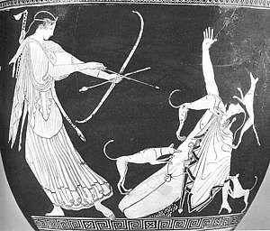 ICONOS: 02: Diana e Atteone