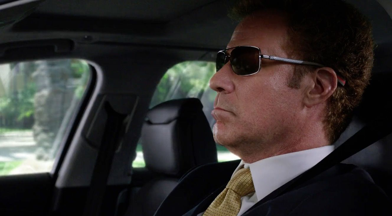 Prada Sunglasses Worn By Will Ferrell In Get Hard 2015 Prada