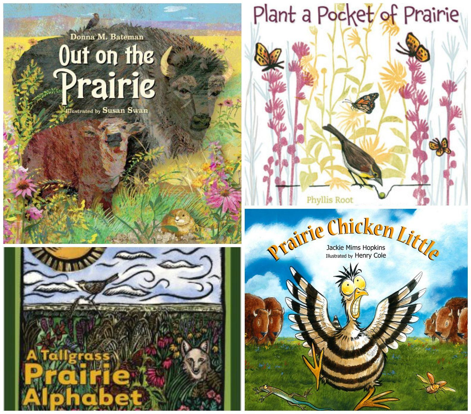 Books About Prairie Wildlife