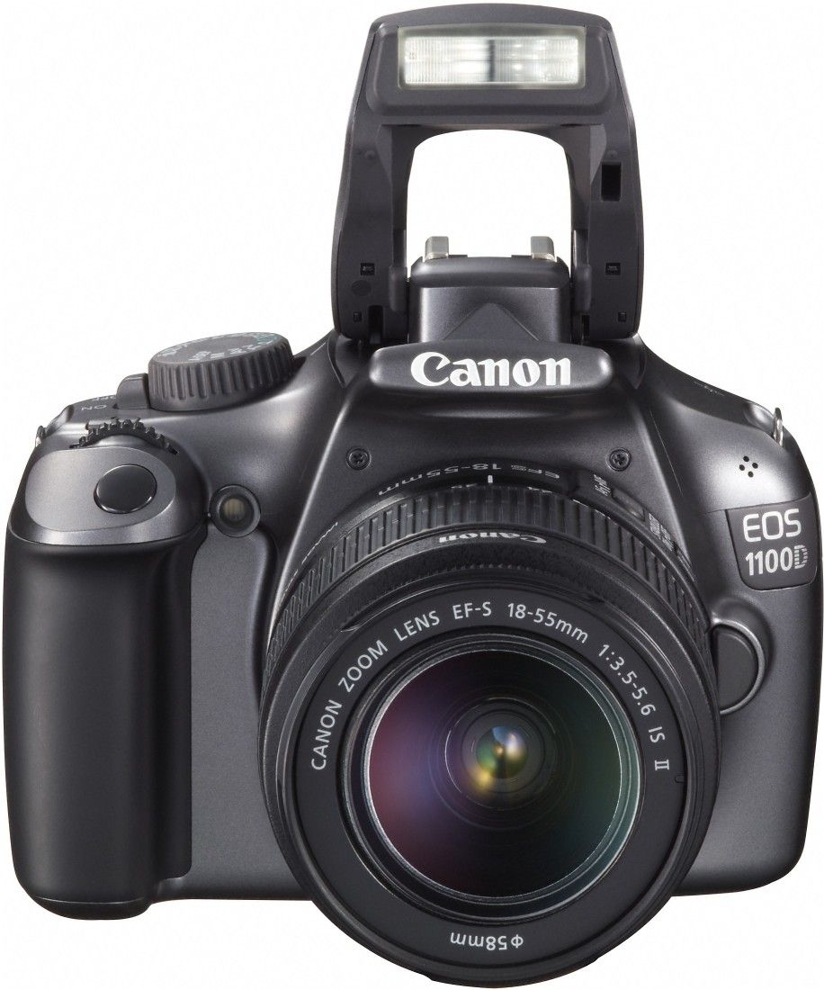 Canon Eos 1100d Dslr Camera Body Only Grey Iceland