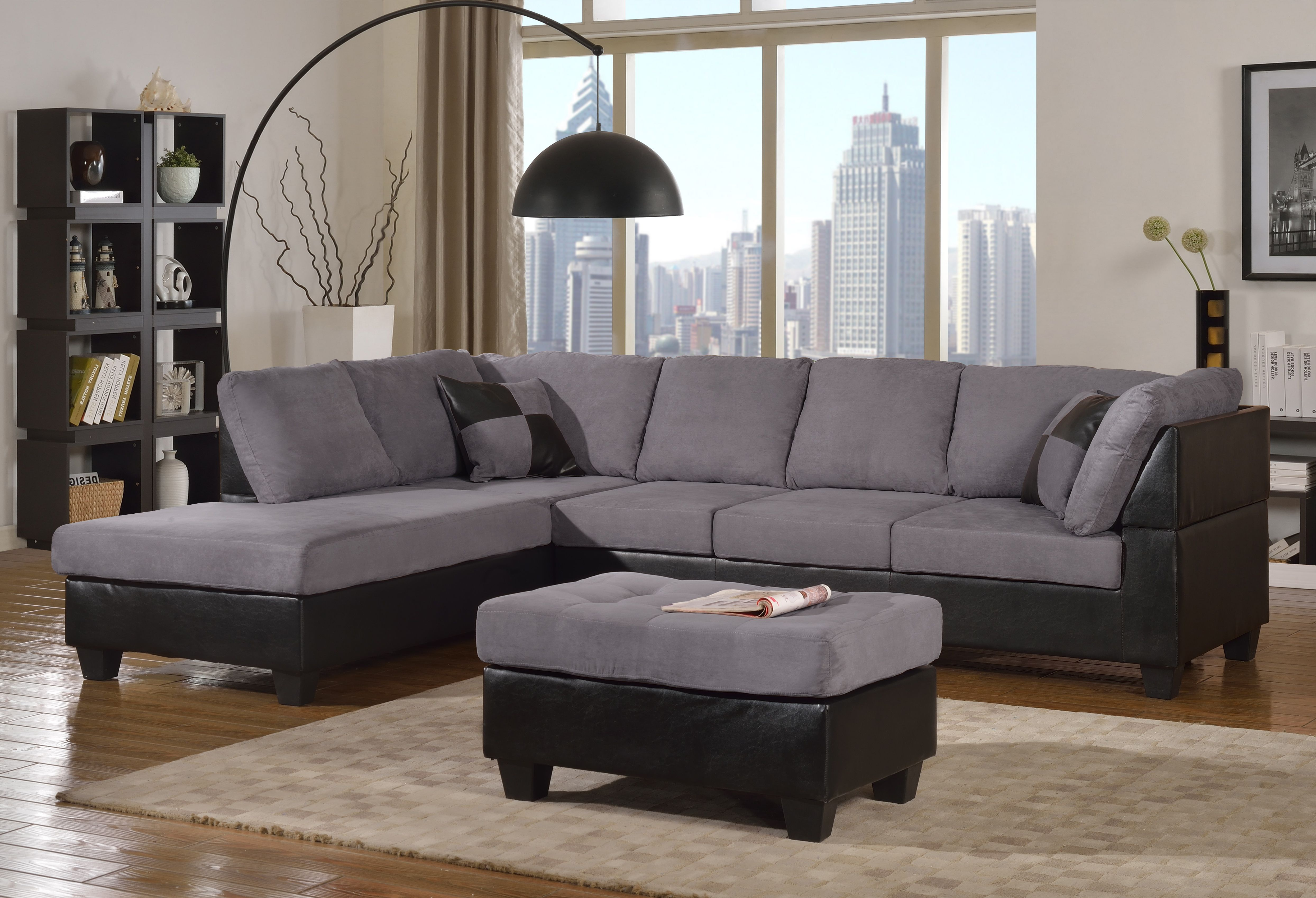Brilliant Home Modern Decor From Walmart In 2019 Grey Sectional Gmtry Best Dining Table And Chair Ideas Images Gmtryco