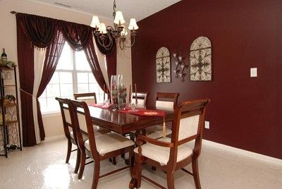 love the wine inspired color wine room decor dining room walls dinner room. Black Bedroom Furniture Sets. Home Design Ideas