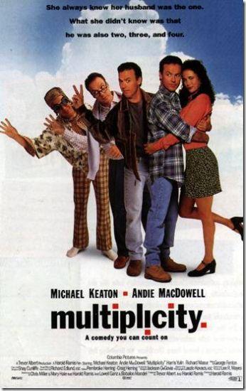 Michael Keaton In The Film Multiplicity Peliculas Peliculas Completas En Castellano Michael Keaton
