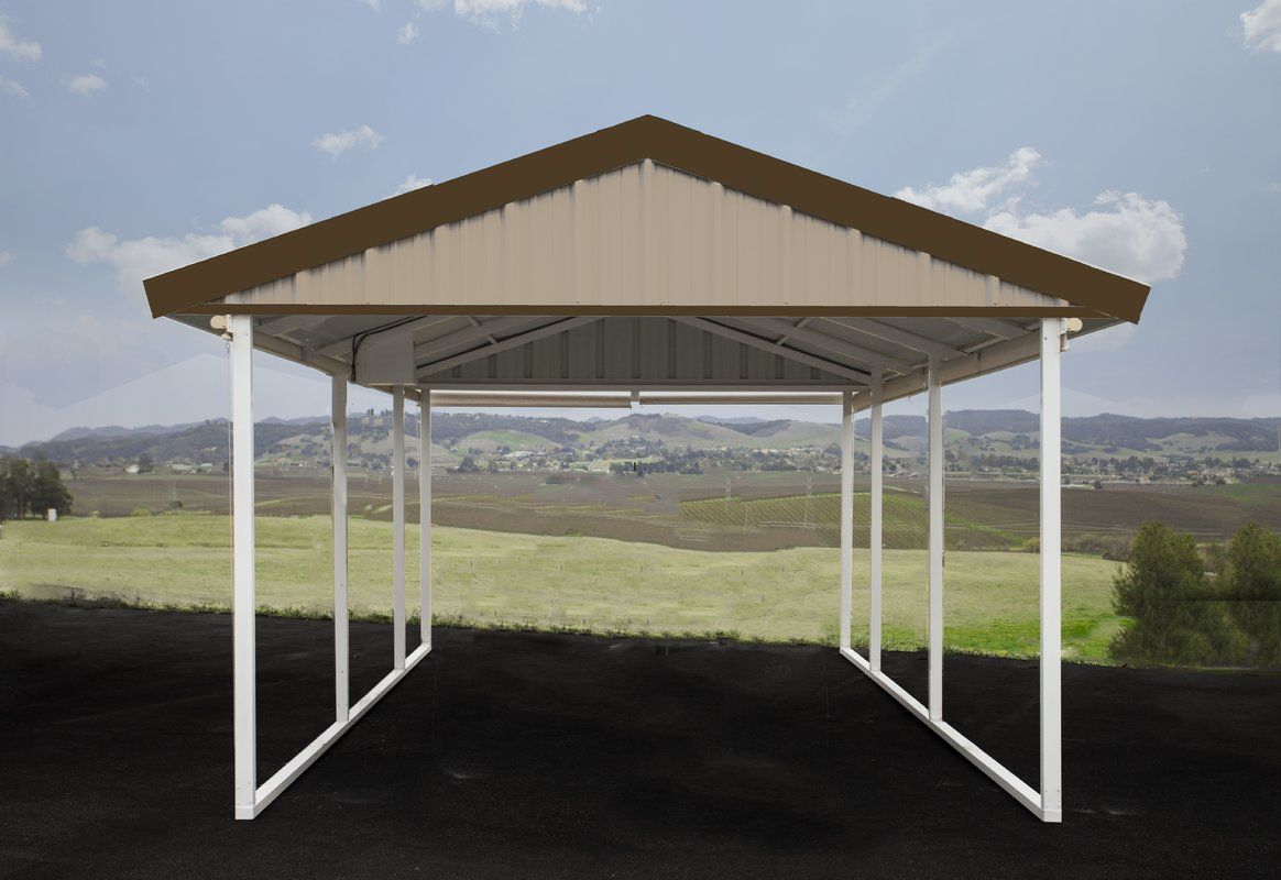 12 Ft. x 20 Ft. Canopy (With images) Canopy, Carport