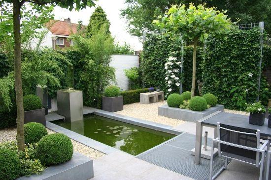 Pin de In green Ogrody Z Klasą en garden design Pinterest - diseo de exteriores