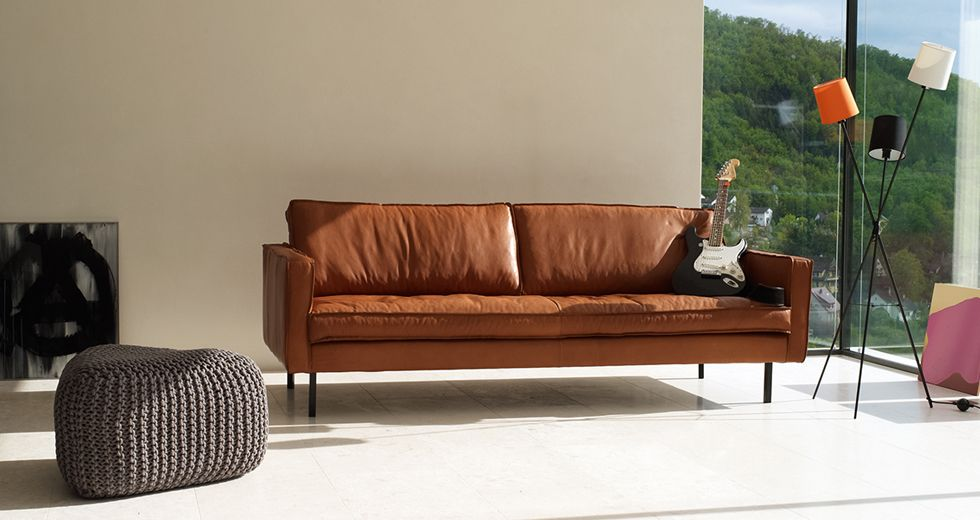 Sofa Interio Pouf Gestrickt Sabag Chemineelounge Sofa Couch