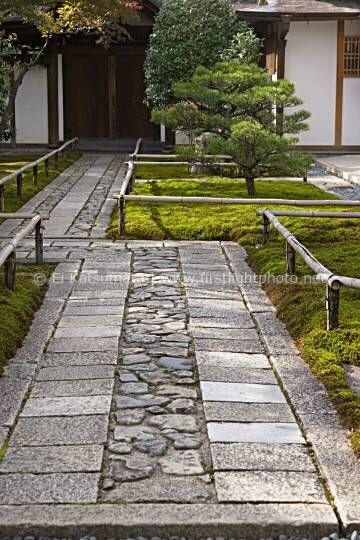 Japanese garden path design google search asian for Japanese garden path