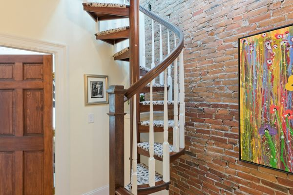 4 tips for successful row home renovations salter spiral stairs