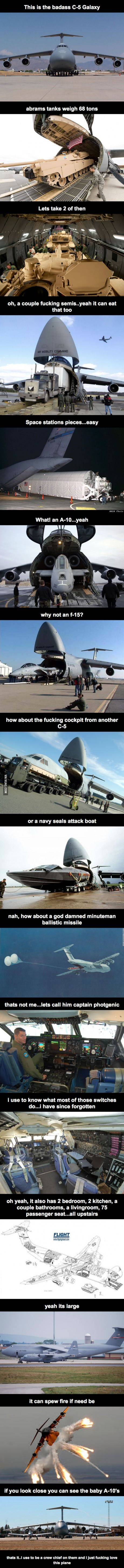 This Is How Big Planes Are Military Aircraft Aviation Humor